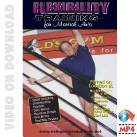 Flexibility Training for Martial Arts