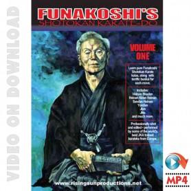 Funakoshi Shotokan Karate -1