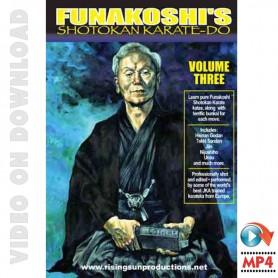 Funakoshi Shotokan Karate -3