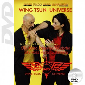 DVD Wing Tsun Universe. Siu Nim Tao Form & Applications