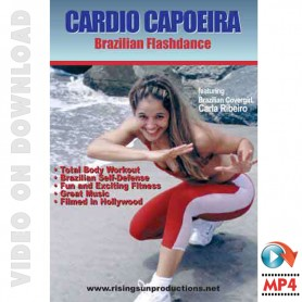 Cardio Capoeira Vol 1 - Brazilian Flashdance