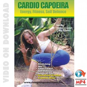 Cardio Capoeira Vol 2 - Energy Fitness and Self Defence