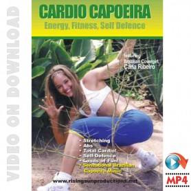 Cardio Capoeira Vol 2 - Energy Fitness and Self Defence
