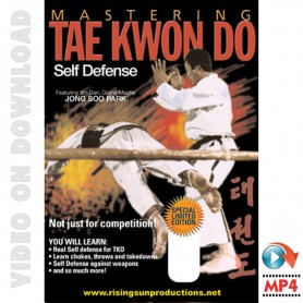 Mastering Tae Kwon Do Self Defense