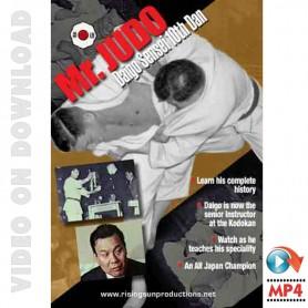 Kodokan -Mr Judo- Daigo Sensei 10th Dan