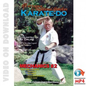 Art and Science of Shotokan Karate Mechanics Vol-2
