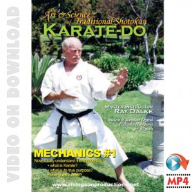 Art and Science of Shotokan Karate Vol-1