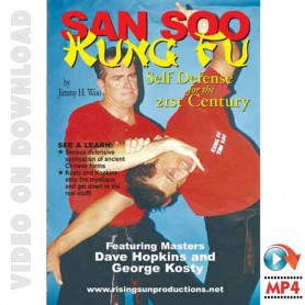 San Soo Kung Fu Total Body Fighting