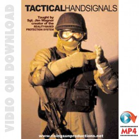 Tactical Hand Signal