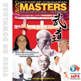 Budo Japanese and Okinawan Masters of the Martial Arts