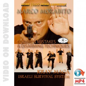 Krav Maga Israeli Survival System. Disarming Techniques & Common Mistakes