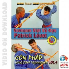 Viet Vo Dao Long Staff Vol.1
