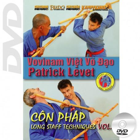 DVD Viet Vo Dao Con Phap. Bâton Long Vol.1