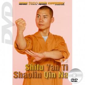 DVD Shaolin Chin Na