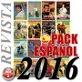 Pack 2016 Spagnolo Budo International Magazine