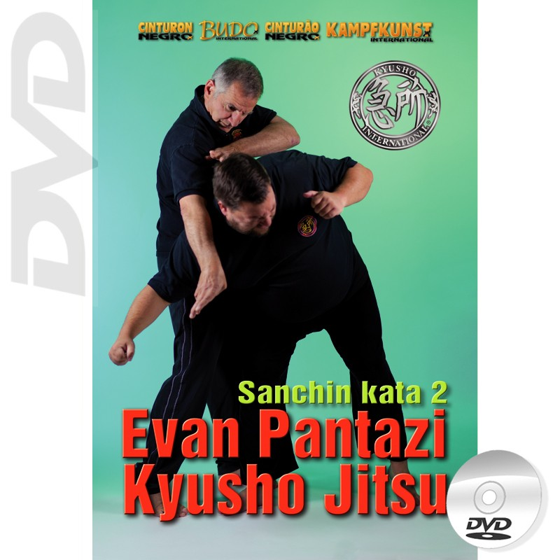 DVD Kyusho Sanchin Kata Vol.2