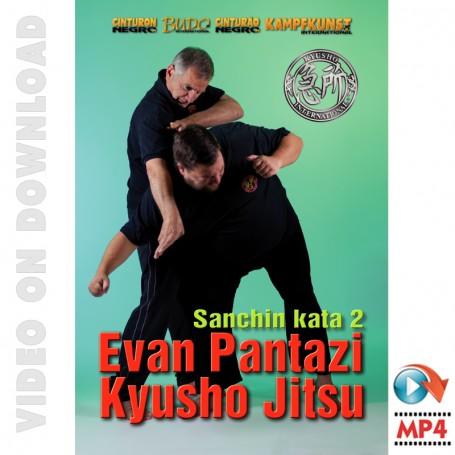 Kyusho Sanchin Kata Vol.2