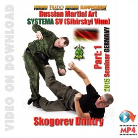 RMA Systema SV 2015 International Seminar Vol-1, Germany