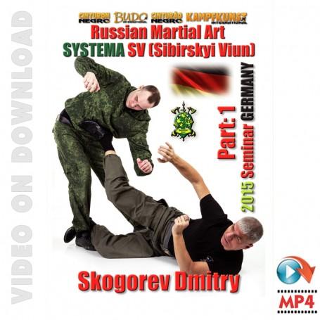 RMA Systema SV 2015 International Seminar Vol-1, Germany