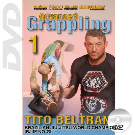 DVD Advanced Grappling Vol.1