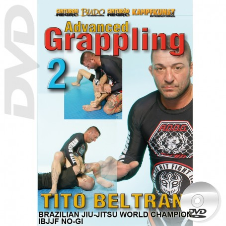 DVD Advanced Grappling Vol.2