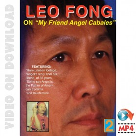 Leo Fong On Angel Cabales