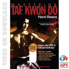Mastering Tae Kwon Do Hand Basics