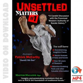 Patrick McCarthy Unsettled Matters Vol.1