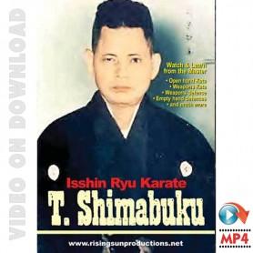 Isshin Ryu Karate Shimabuku