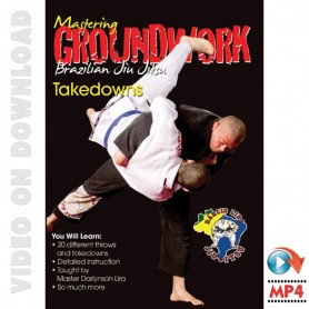 Mastering Groundwork Vol.8 Throws