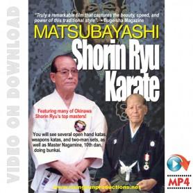 Matsubayashi Shorin Ryu Karate
