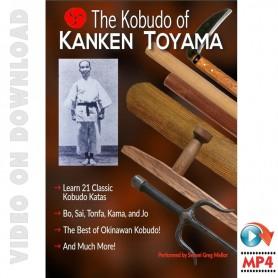 Kanken Toyama Kobudo