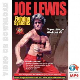 Supercharge Workout Vol.1. Joe Lewis Fighting Systems