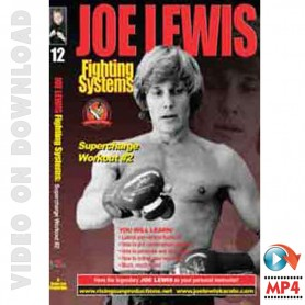 Supercharge Workout Vol.2. Joe Lewis Fighting Systems