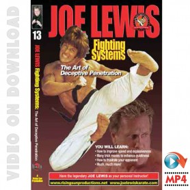 The Art of Deceptive Penetration. Joe Lewis Fighting Systems