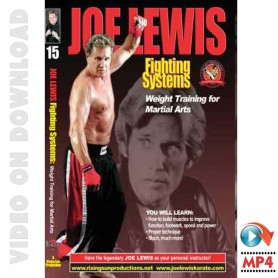 Weight Training for Martial Arts. Joe Lewis Fighting Systems
