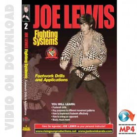 Footwork Joe Lewis Fighting Systems
