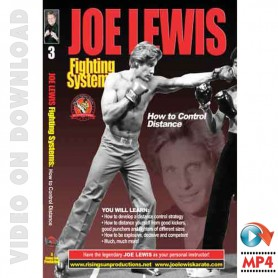 How to Control Distance. Joe Lewis Fighting Systems