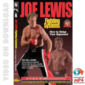 How To Setup Your Opponent. Joe Lewis Fighting Systems