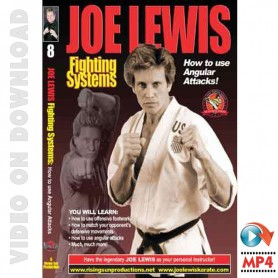 How to use Angular Attacks. Joe Lewis Fighting Systems