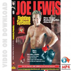 How to use Broken Rhythm Attacks. Joe Lewis Fighting Systems