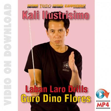 Kali Ilustrisimo Laban Laro Drills