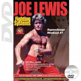 DVD Supercharge Workout 1. Joe Lewis Fighting Systems Vol.11