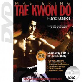 DVD Mastering Tae Kwon Do Hand Basics