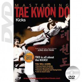 DVD Mastering Tae Kwon Do Kicks
