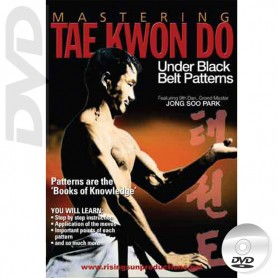 DVD Mastering Tae Kwon Do Under Black Belt Patterns
