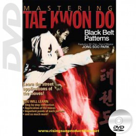 DVD Mastering Tae Kwon Do Black Belt Patterns