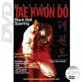 DVD Mastering Tae Kwon Do Black Belt Sparring