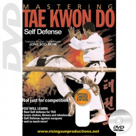 DVD Mastering Tae Kwon Do Self Defence