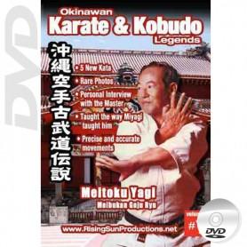 DVD Meitoku Yagi Meibukan Goju Ryu. Okinawa Karate Kobudo Vol.1